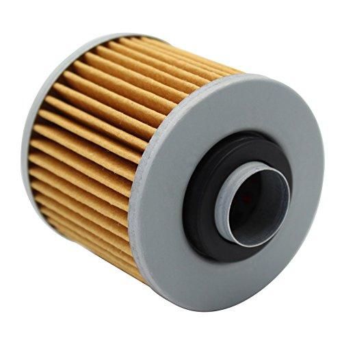 Cyleto Oil Filter for YAMAHA XVS650 V-STAR 650 CUSTOM 1998-2011  XVS 650 V STAR 650 CLASSIC 1998-2010