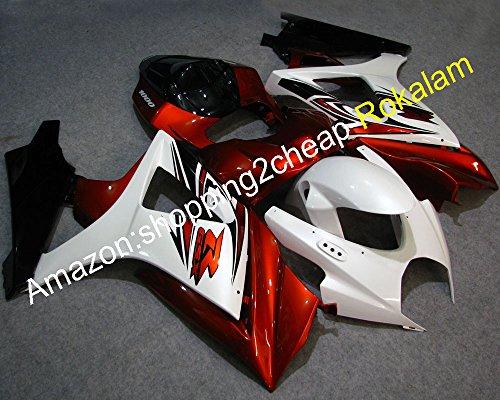 Hot SalesFor SUZUKI GSXR 1000 Fairings 2007 GSXR1000 07 08 GSX-R1000 2008 K7 Motorcycle Bodywork fairings Injection molding