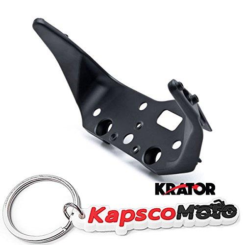 Krator Black Upper Stay Cowl Bracket Cowling Brace for Honda CBR600 F4F4i 1999-2006 NEW Black Upper Stay Cowl Bracket Cowling Brace  KapscoMoto Keychain
