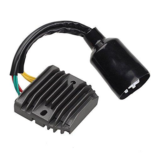 MZS Voltage Regulator Rectifier for Honda CBR600 F4i 2001-2006CBR600 RR F5 2003-2006CB900 CB9192002-2007CBR900 CBR954 CBR929 2001-2003CBR1100XX 2001-2004NSS250 2001-2003VTX1300 2003-2007