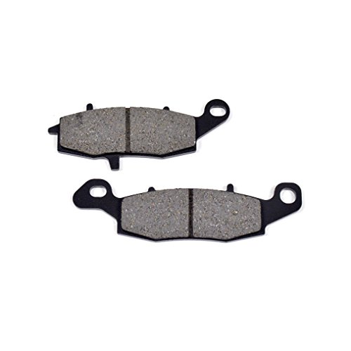 Kawasaki GPZ 1100 ABS Model ZX 1100 F1 FLeft 96-97 Front Sintered Brake Pads by Niche Cycle Supply