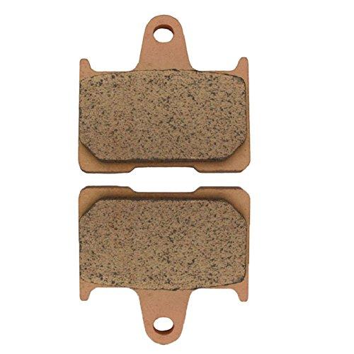 AHL Rear Brake Pads FA254 for Kawasaki ZZR1400 ABS ZX1400 B7FD8FD9FDAFDBF 2007-2011 Sintered copper-based