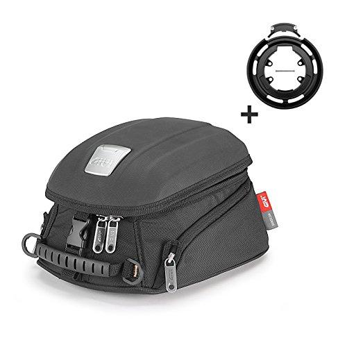 Tank Bag Set Kawasaki ZZR1400 06-17 Givi MT505 Tanklock  Ring