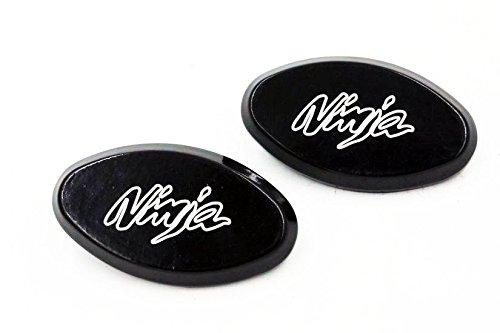 Mirror Block Off Plates For 2005-2008 Kawasaki Ninja Zx6R Zx6Rr 636 Zx10R Black