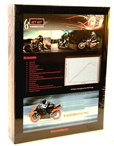 Daelim Daystar VL125 VL 125 cc Classic Custom Carburetor Carb Stage 1-3 Jet Kit