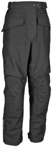 Firstgear Women's Ht Overpants Shell (black, Size 8)