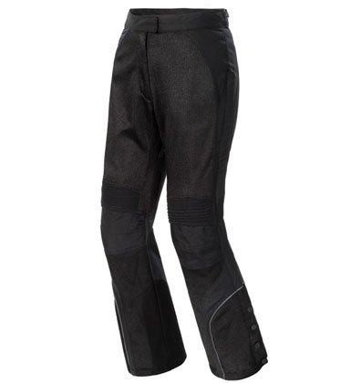 Joe Rocket Cleo Women's Mesh Motorcycle Riding Pants (black, Small)