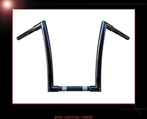 12 BLAZED CUSTOM HANDLEBARS FOR VICTORY 8 Ball Highball hammer