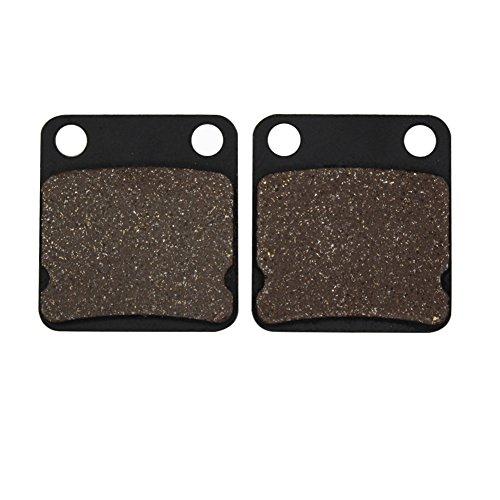 Cyleto Front Brake Pads for SUZUKI DF200 98-00  DR200 86-89  DR 200SE Djebel 93-00  DR 200 SE Trojan  DR200SE 01-09  SX200 90 91