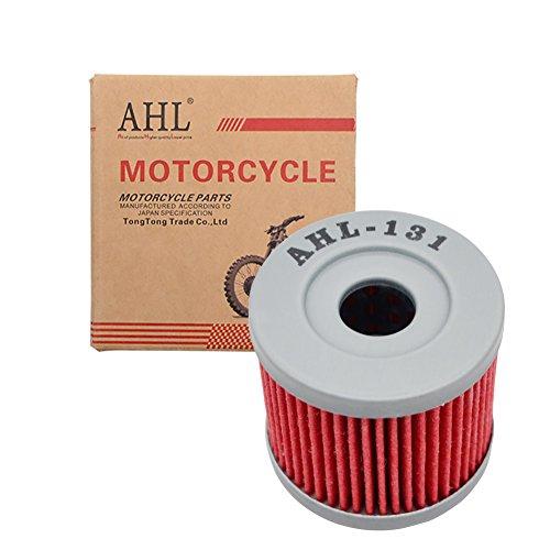 AHL 131 Oil Filter for Suzuki AN400 Burgman 400 2007-2013