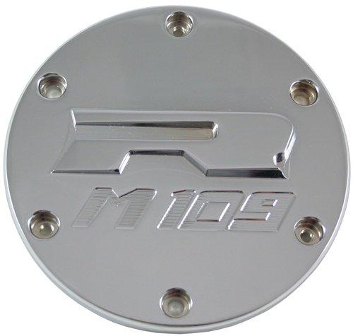 Yana Shiki CA3197 Chrome M109 Style Derby Cover for Suzuki Boulevard M109R