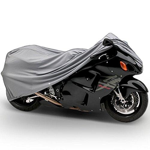 Motorcycle Bike 4 Layer Storage Cover Heavy Duty For Suzuki GSXR Gixxer Hayabusa 1300