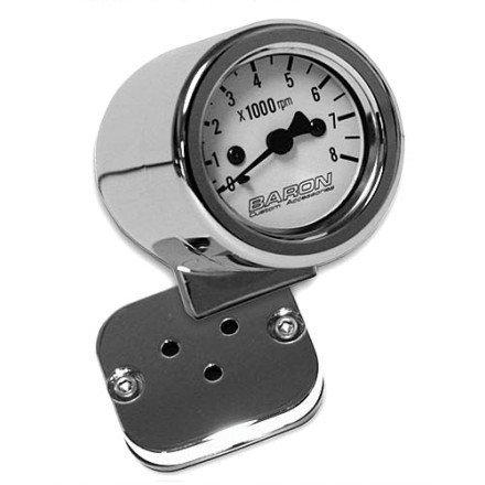 04-09 HONDA VTX1300C Baron Custom Accessories Master Cylinder Mount For Mini Bullet Tachometer
