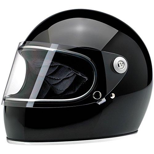 Biltwell Gringo S Full Face Helmet Gloss Black XX-Large
