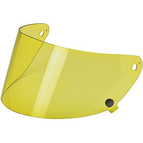 Biltwell Gringo S Helmet Flat Shield - Yellow