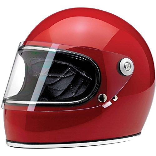 Biltwell Gringo S Helmet Gloss Blood Red Small