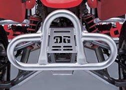 DG Performance 55-2005 - Alloy Series Front Bumper  for Honda TRX 250 EXX 2001-2010