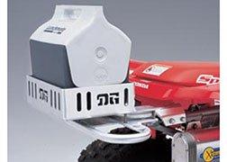 DG Performance 74-2500 - Six-Pack Rack  Aluminum for Honda TRX 250 EXX 2001-2012