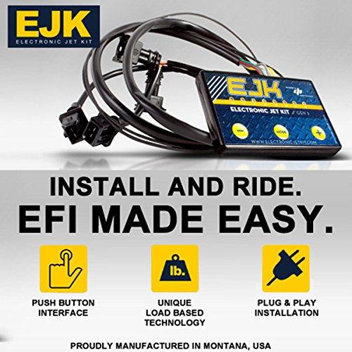 Yamaha YXZ 1000R Fuel Injection Programmer 2016-2017 EJK 9330008