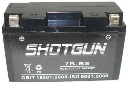 Shotgun Battery YT7B-BS 7B-4 for Suzuki DR-Z400 ESSM 00-11 Yamaha YFZ450 04-09