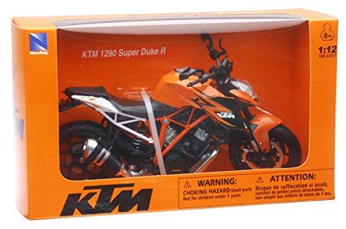MOTO KTM 1290 SUPERDUKER 112°