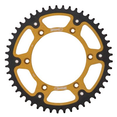 Supersprox Stealth Rear Sprocket 42 Tooth Gold for KTM 1290 Super Adventure 2015-2016