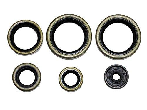 Outlaw Racing OR3498 Engine Oil Seal Kit Husaberg TE250 TE300 TC250 KTM 250 EXC SX XC XC-W 300 MXC