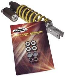 Pivot Works Rear Shock Bearing Kit For KTM 125 EXC 1999-2001  125 SX 1999-2001  200 EXC 1999-2001  200 MXC 1999-2001  200 SX 1999-2001  250 EXC 1999-2001  250 MXC 1999-2001  250 SX 1999-2001  300 EXC 1999-2001  300 MXC 1999-2001  380 EXC 1999-20