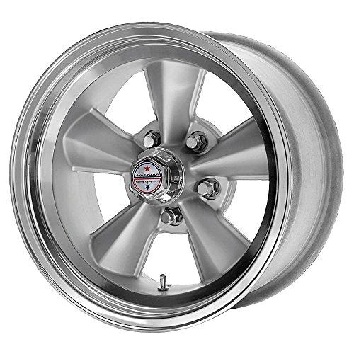 17 Inch 17x8 American Racing wheels wheels T70R GUN METAL w Mach Lip wheels rims