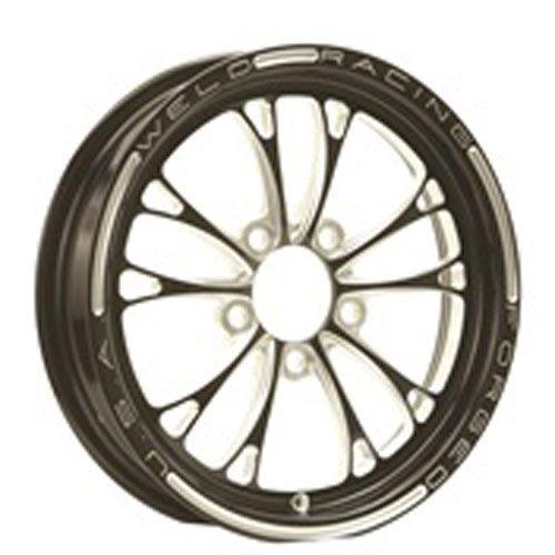 Weld Racing Wheels 84B-15274 Drag - V-Series 1 Piece Front