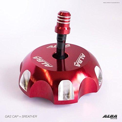 ATV Gas Cap Honda TRX 450R 2004-2009 TRX 400EX 1999-2008 and 700XX 2008-2009 Red
