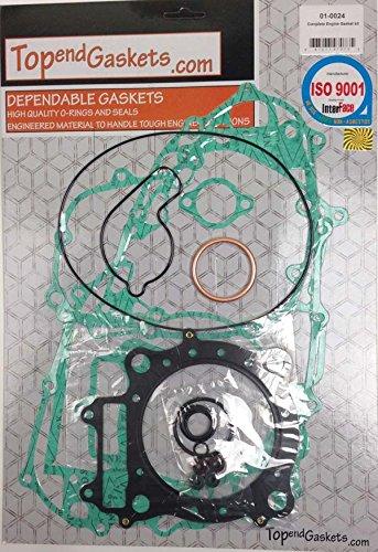 Complete Engine Gasket Kit Top and Bottom End Honda Honda CRF 450R 2002–2008