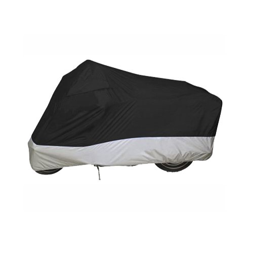 Black - Sliver Motorcycle Cover For Harley VRSCDX NIGHT ROD SPECIAL XL