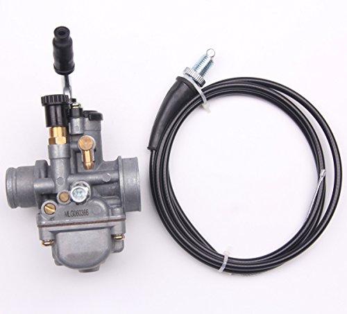 NEW Carburetor&Throttle Cable for KTM50 KTM 50 SX Pro Senior Mini Adventure Carb