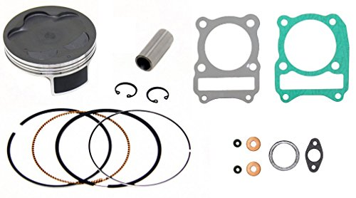 Outlaw Racing Piston Gasket Top End Rebuild Kit 7596MM KTM 250 SX-F 2005-2012