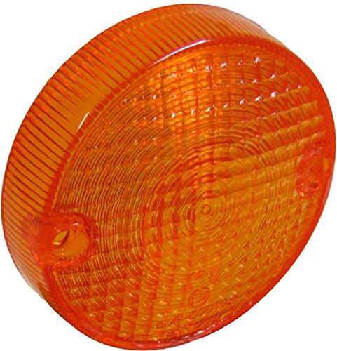 Suzuki DR 400 Indicator Lens Rear LH Amber 1981