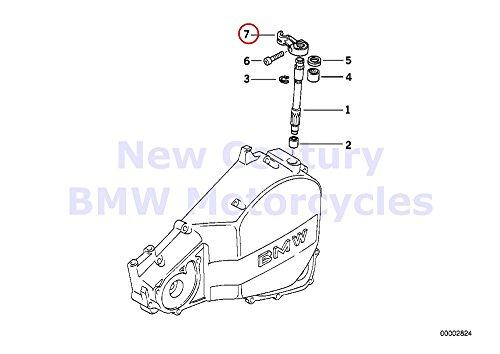 BMW Genuine Motorcycle Clutch Control Clutch RelFork Lever F650CS G650 Xchallenge G650 Xcountry G650 Xmoto F650GS F650GS Dakar