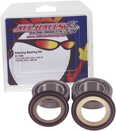 ALL BALLS Upper Lower Taper Steering Stem Bearing Kit For BMW F650GS F650GS Twin F700GS F800GS G650GS K1 1000 K100 K100 K100LT K100RS K100RT K1100LT K1100RS K75 K75C K75RT K75S R100GS R100R R100RS R100RT R1100GS R1100R R1100RS R1100RT R1150GS R1200C R75