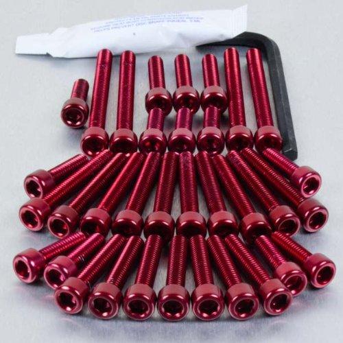 Aluminium Engine Kit BMW F650 Funduro Red