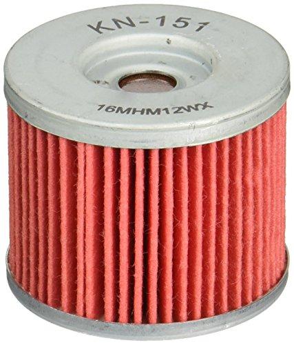 K N Oil Filter KN-151 PEGASO650  ie 93-04 F650 FUNDURO  ST 93-00 F650GS  DAKAR  CS 01-07 G650X 07