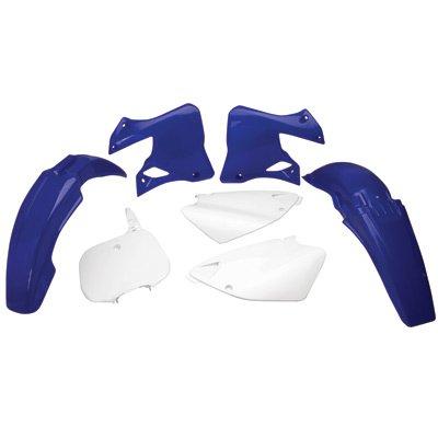 Polisport Plastics Kit Blue for Yamaha YZ125 YZ250 96-99