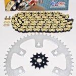 Honda 1987-2003 CR125 CZ Gold MX Chain Sprocket 1352 120L