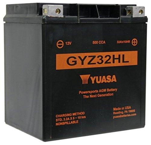 Yuasa GYZ High Performance Maintenance Free Battery - GYZ32HL YUAM723GHL