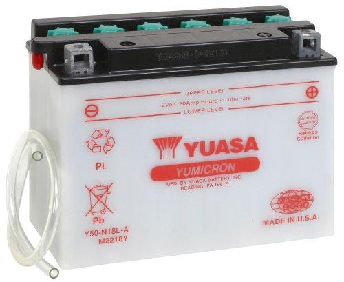 Yuasa YUAM2218Y Y50N18L-A Battery