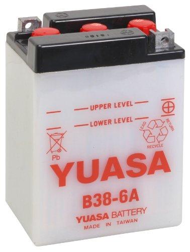 Yuasa YUAM2614J B38-6A Battery