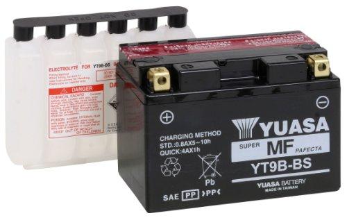 Yuasa YUAM629B4 YT9B-BS Battery