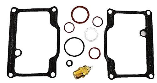 Mikuni SM-07079 Universal Repair Kit for Mikuni Carburetors - 30-34mm Zinc