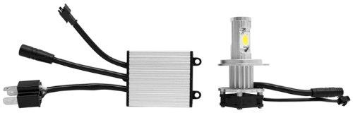 Adjure H4-L30W White 30W Cree 1800 Lumen H4 LED Headlight Bulb