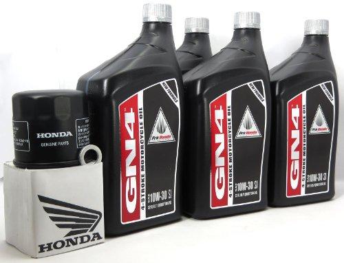 2012 Honda GL1800 GOLDWING Oil Change Service Kit