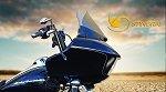Dark 11 in Stingray Windshield 2015-2016 Harley Road Glide